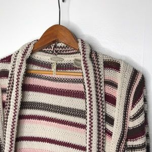 Gimmicks by BKE long knit cardigan sweater